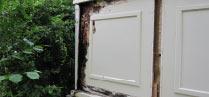 Rotten wood repairs Berkshire, Surrey, London Window vents
