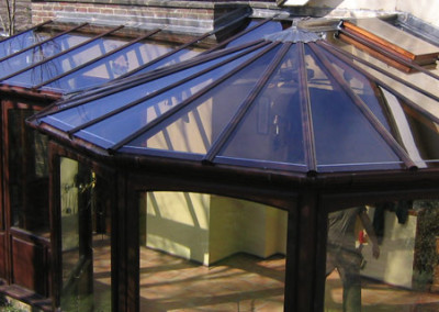 Poly Carbonate Glass Replacement for conservatories