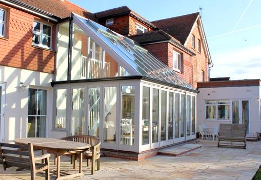 Conservatory maintenance and repairs Surrey, Berkshire, London